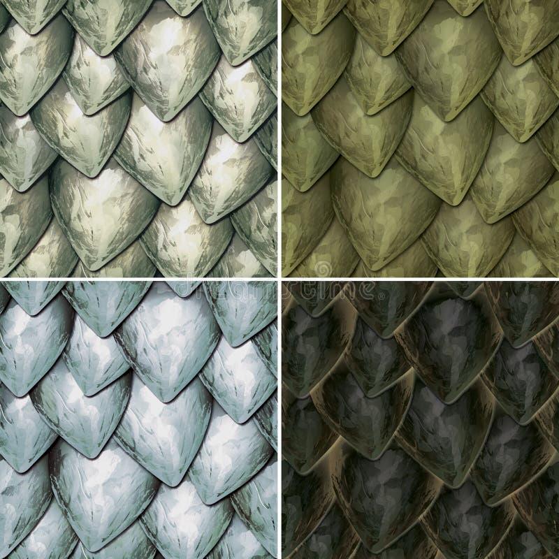 Escalas reptiles fotografía de archivo libre de regalías
