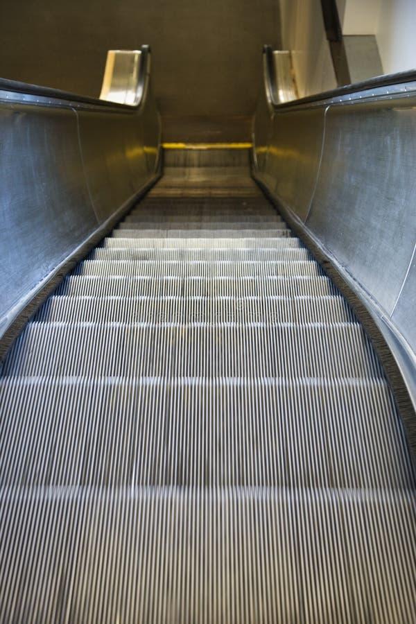 Escalator. royalty free stock photos