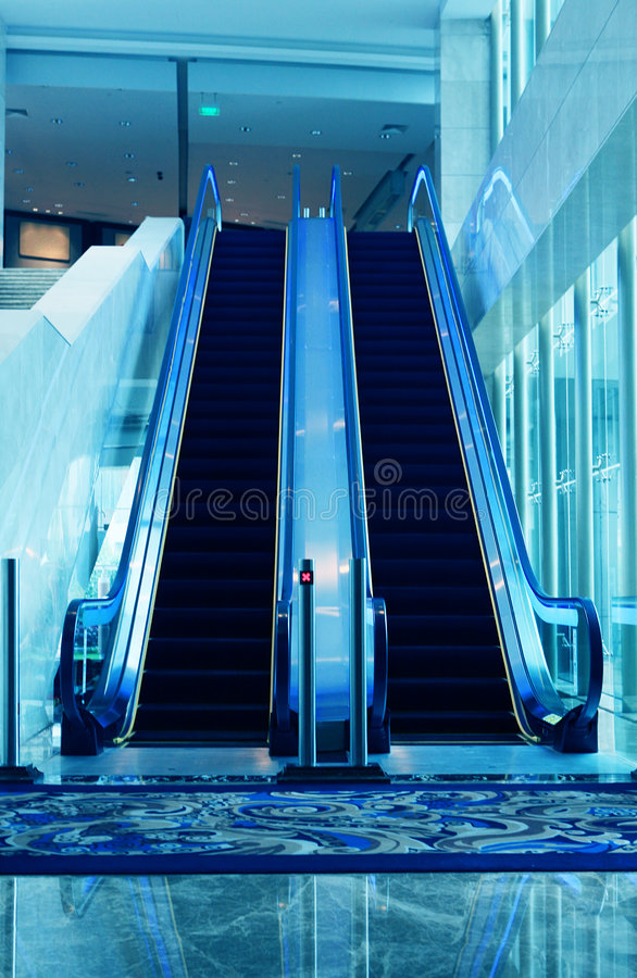 Download Escalator Stock Images - Image: 7220384