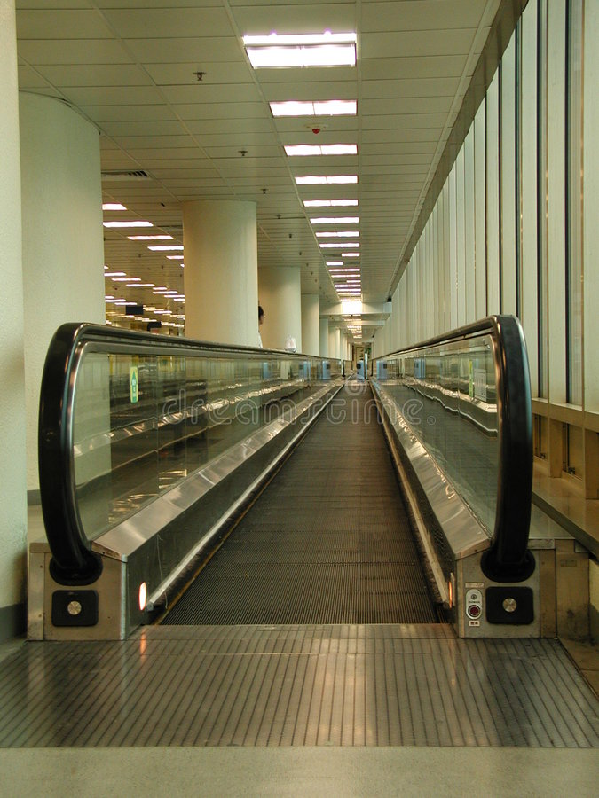Download Escalator Royalty Free Stock Photos - Image: 769098