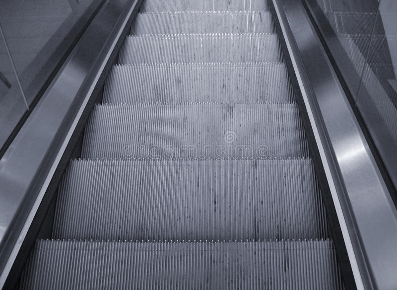 Download Escalator detail stock image. Image of steps, stairway - 25741265