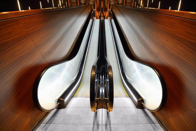 Download Escalator Does Not Work In Hall Royalty Free Stock Photos - Image: 20004678