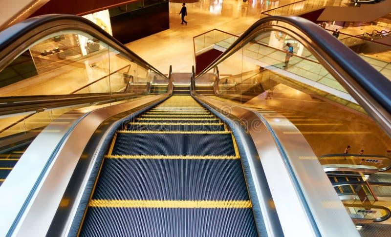 Escalator royalty free stock image