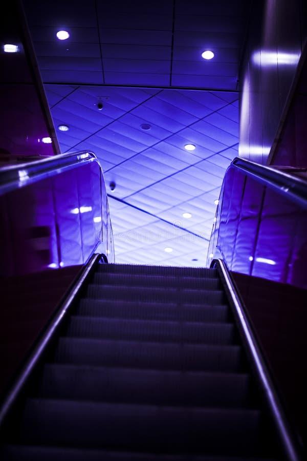 Escalator Photograph stock image