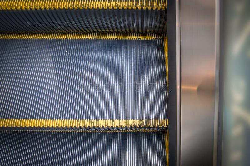 escalators immagini stock