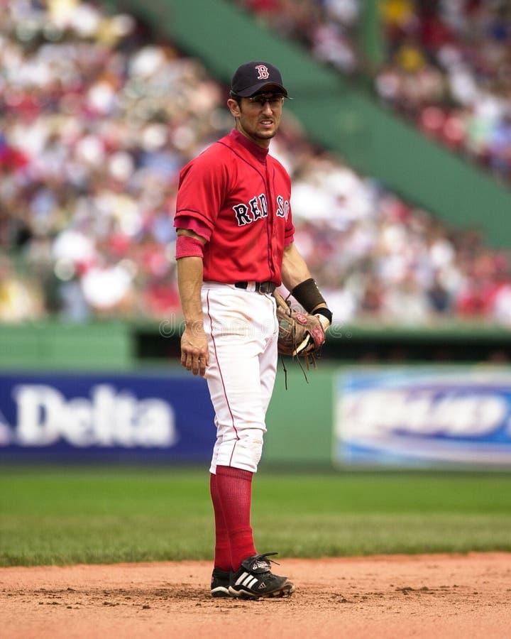 Download Escale De Nomar Garciaparra Les Red Sox De Boston Photo éditorial - Image du glissière, boston: 45354296