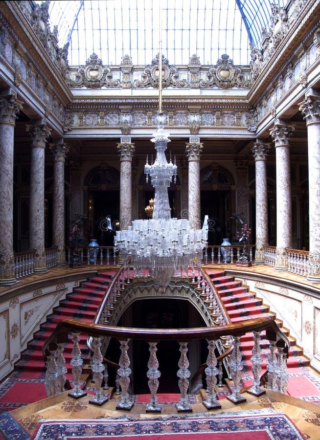 Download Escalera imagen de archivo. Imagen de chandelier, deco - 185371