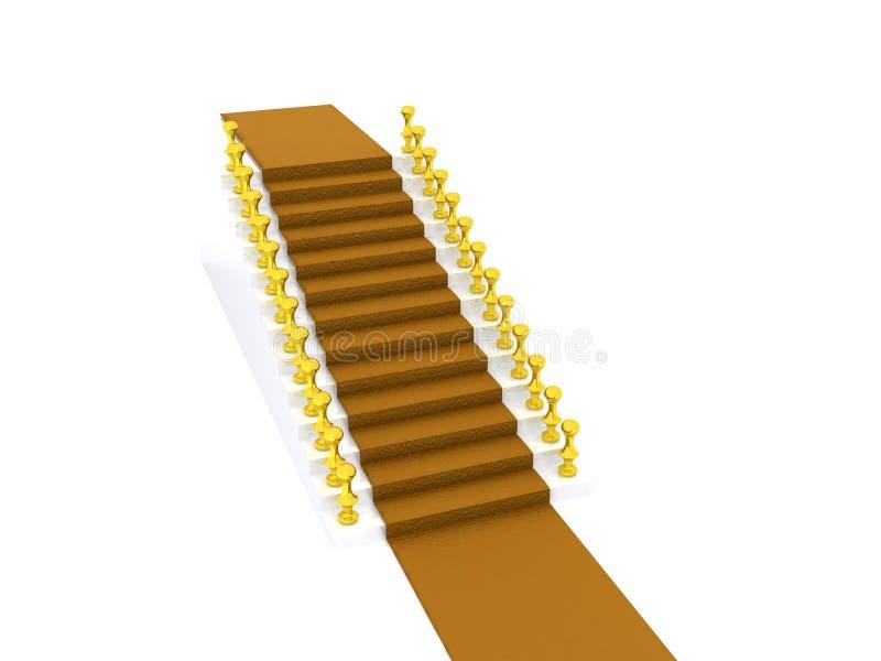 Download Escalera stock de ilustración. Ilustración de escalera - 7284169