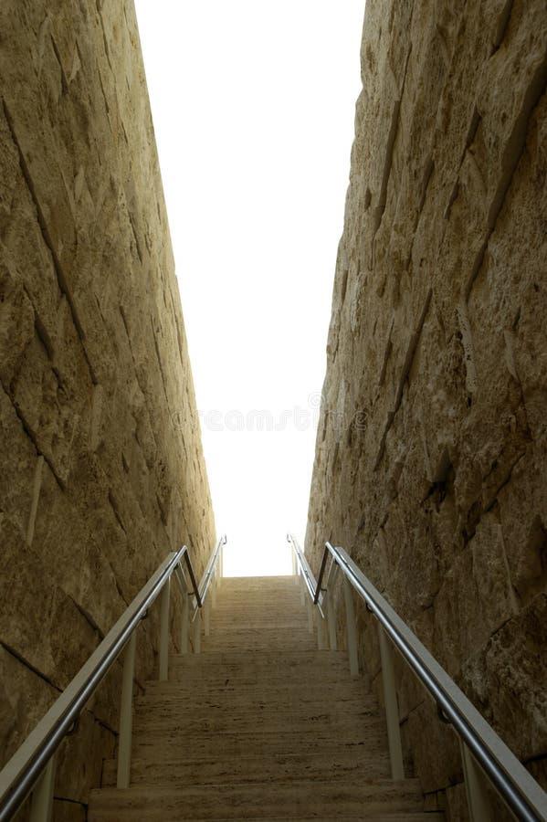 Download Escalera al cielo imagen de archivo. Imagen de paredes - 183137