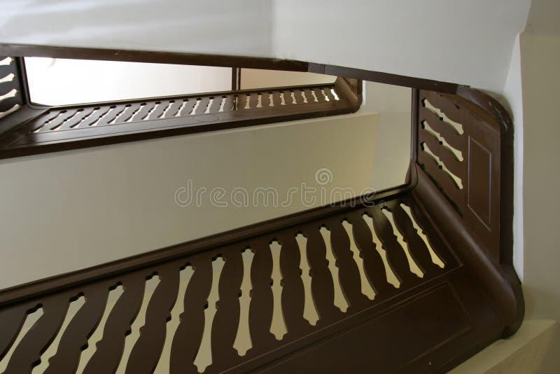Escalera con estilo foto de archivo libre de regalías