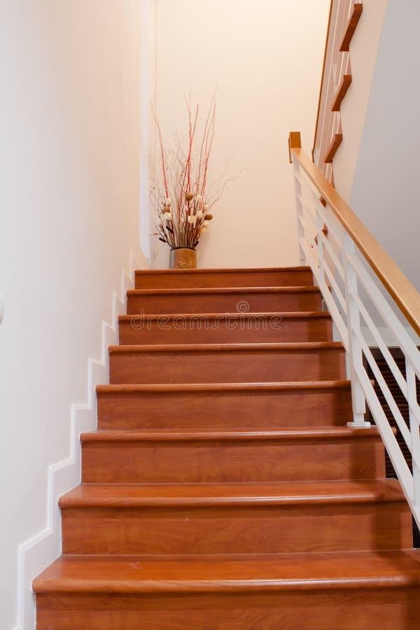 Escalera de la escalera imagen de archivo