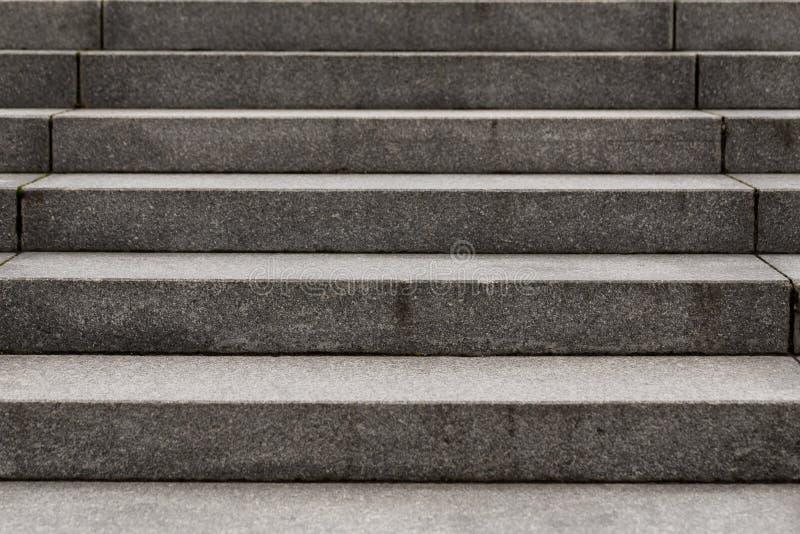 Escaleras concretas modernas abstractas imagenes de archivo