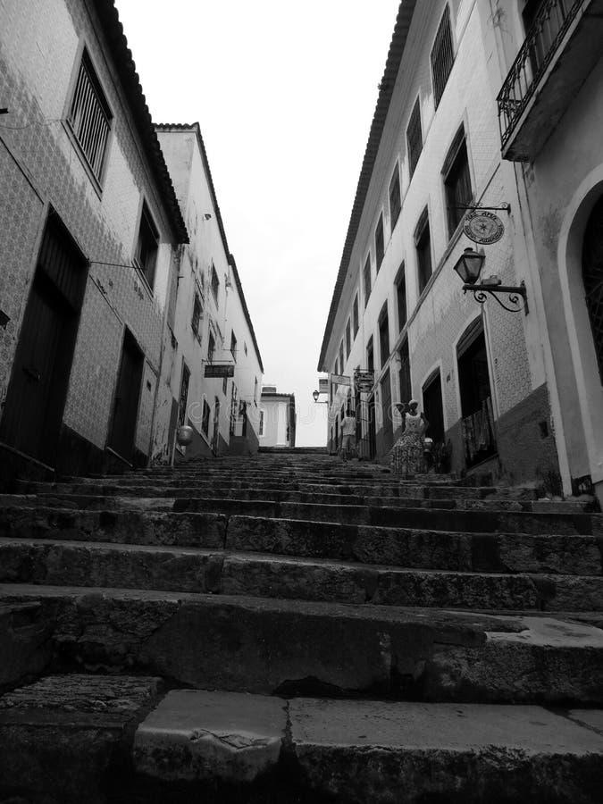 Escaleras de Reviver foto de archivo libre de regalías