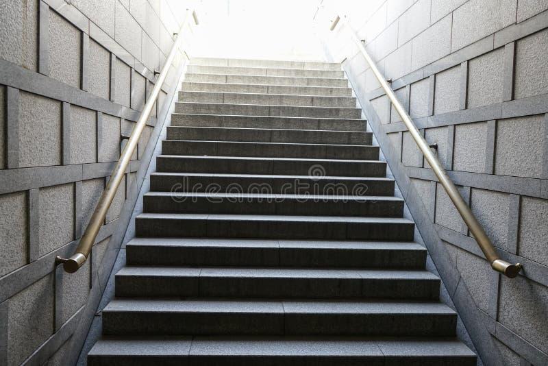 Escalier à rêver photo libre de droits