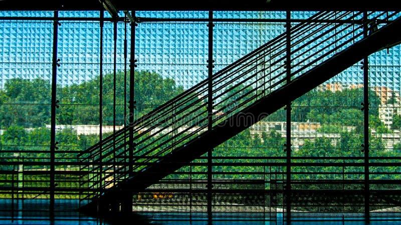 Escalier lizenzfreie stockfotos
