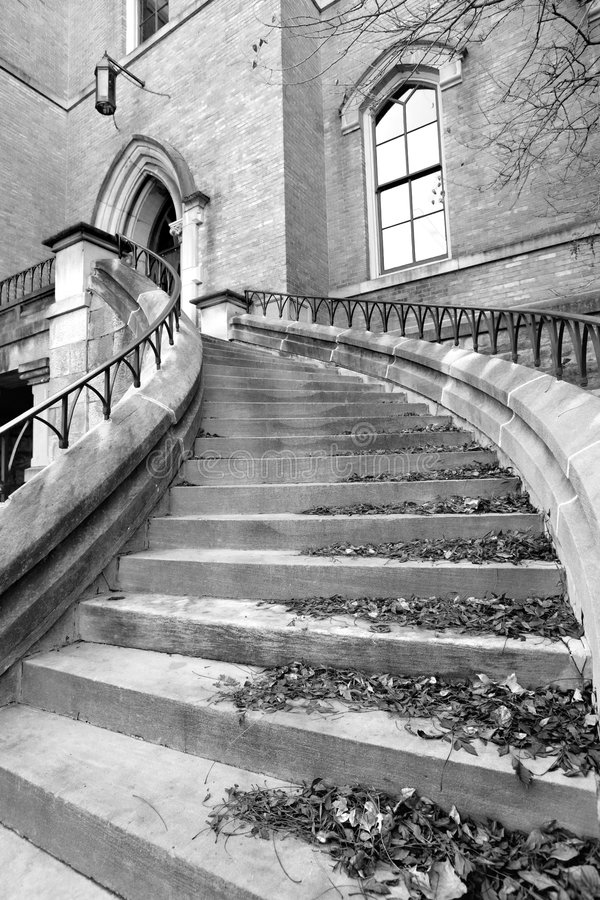escalier photos stock