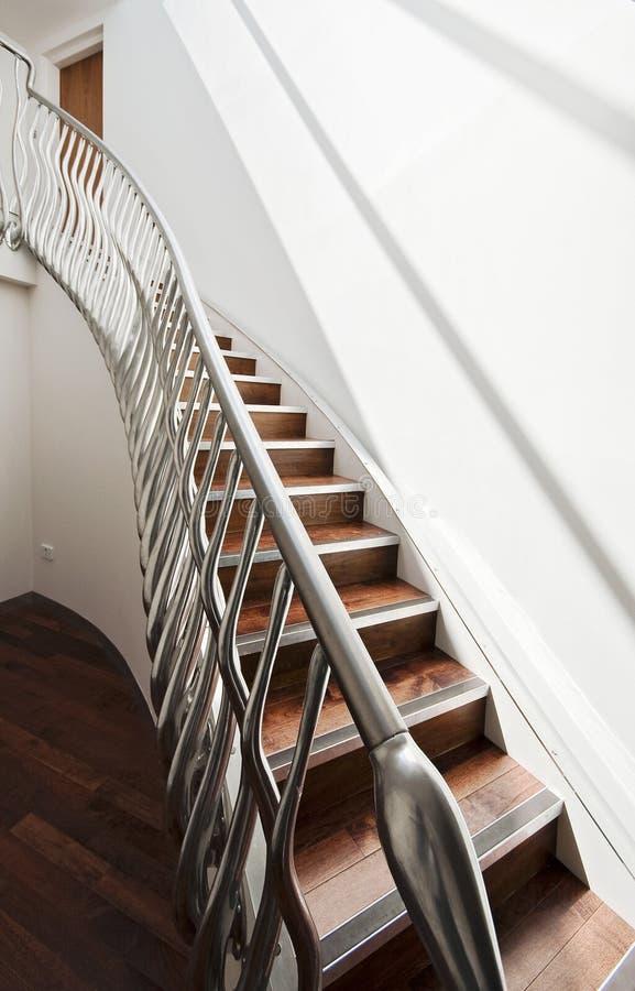 Escalier de créateur image stock