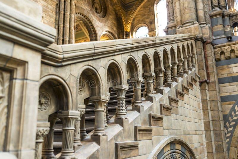 Escalier de granit image libre de droits