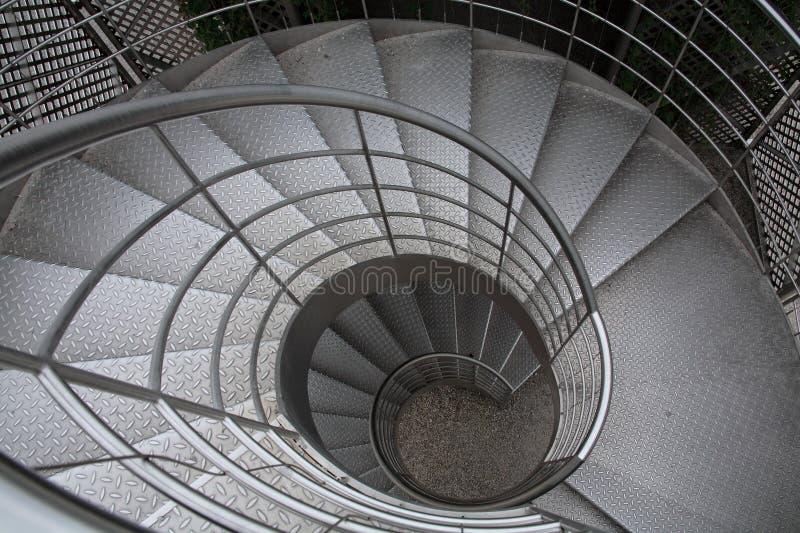 Escaliers photo libre de droits