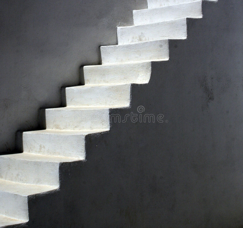 Escaliers images stock