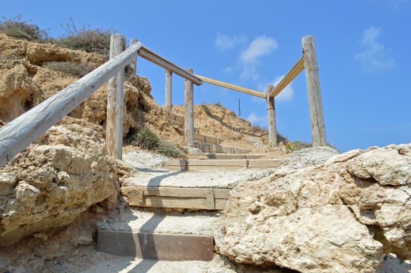 escaliers image libre de droits