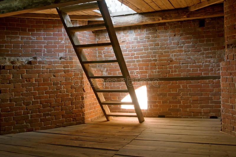 Escaliers Au Paradis Photographie stock libre de droits