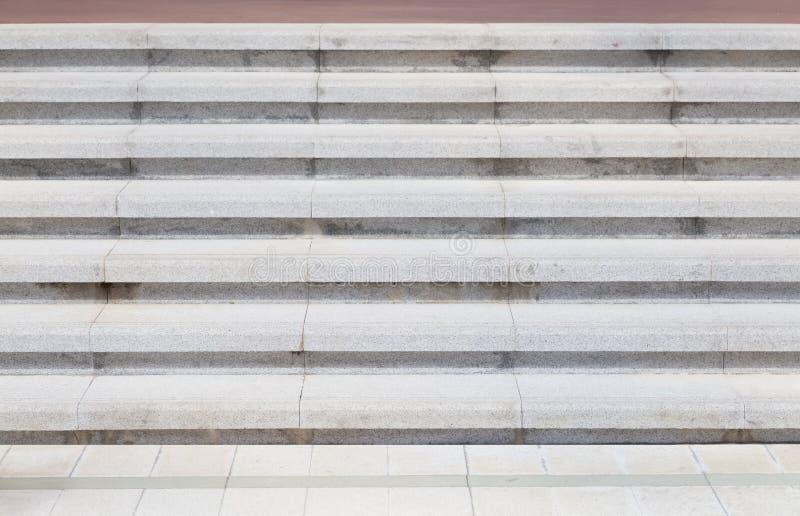 Escaliers concrets photographie stock libre de droits