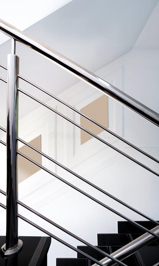 Escaliers d'hôtel photographie stock libre de droits