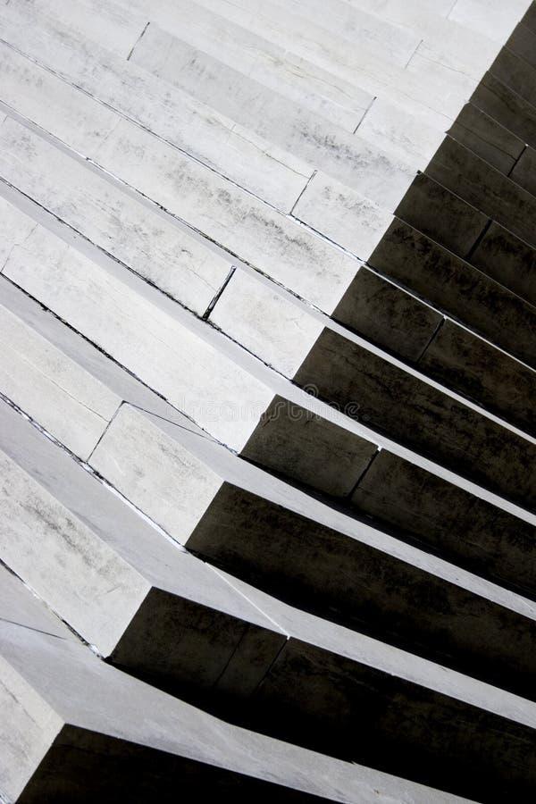 Escaliers de pierre images libres de droits