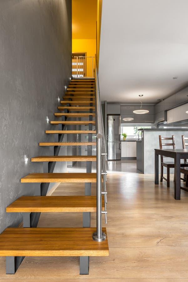 Escaliers Fonctionnels Dans LIde Moderne DIntrieur De Villa