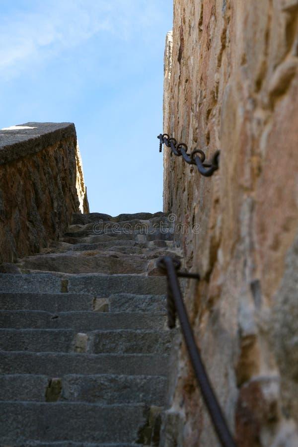 Escaliers historiques photos libres de droits