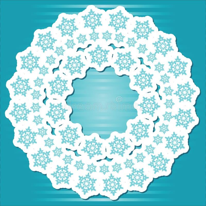 Escama De La Nieve Imagen de archivo libre de regalías