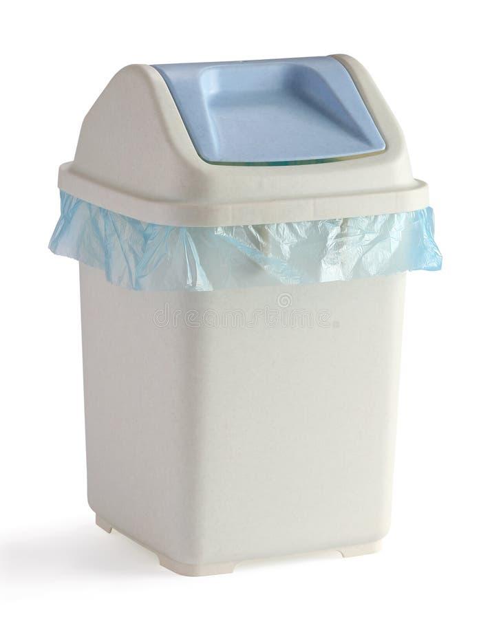 Escaninho de lixo imagem de stock royalty free