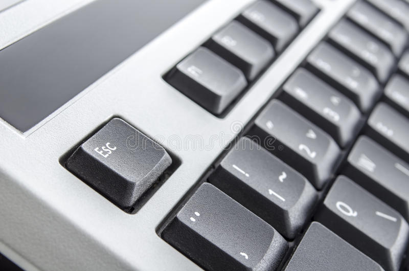 Download Escape key stock image. Image of keyboard, concept, access - 28371207