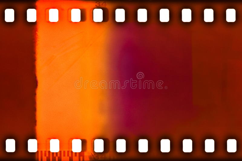 Escape ligero imagen de archivo libre de regalías
