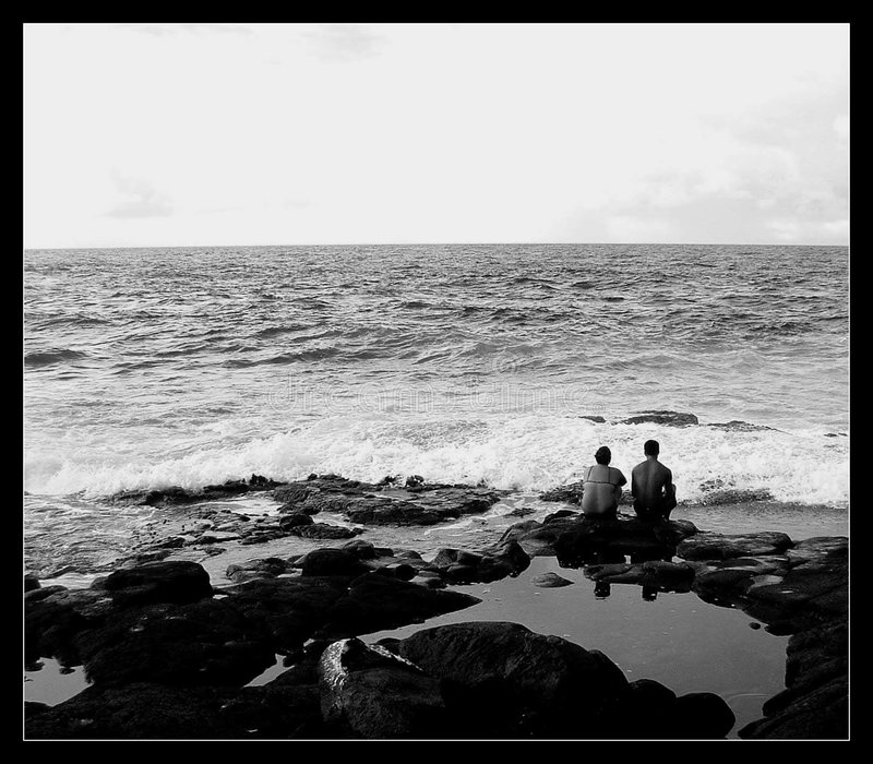 Download Escape The Ordinary stock image. Image of water, couples - 176837