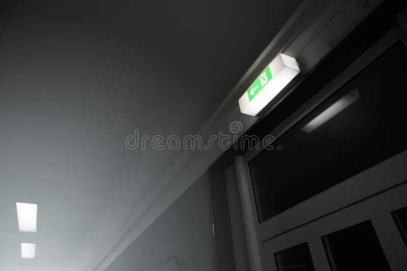 Download Escape Sign Royalty Free Stock Photography - Image: 25811587