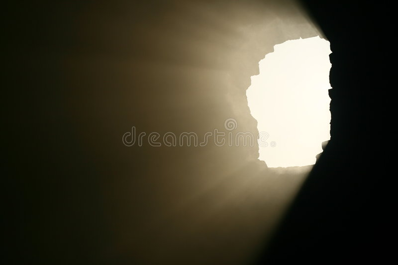 Download Escape way stock image. Image of flow, heaven, tunnel - 7024411