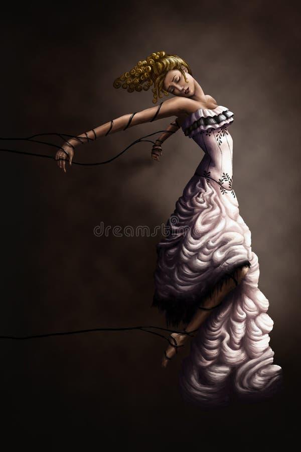 Download Escape stock illustration. Illustration of gothic, escape - 39070704