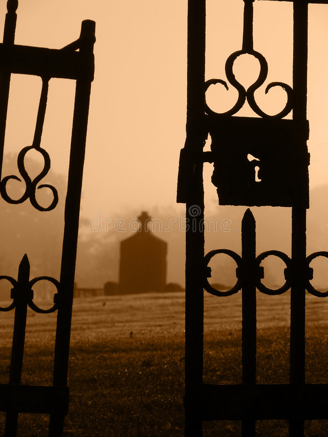 Download Escaped from the Grave stock image. Image of glen, grave - 3344425