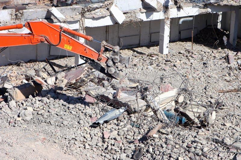 Escavador 02 imagem de stock