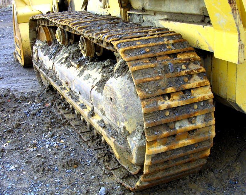 Download Escavadora imagem de stock. Imagem de escavadora, transporte - 56577