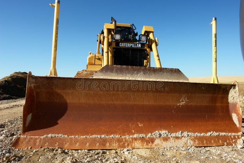 Download Escavatore fotografia stock. Immagine di overweight, zappatore - 7324240