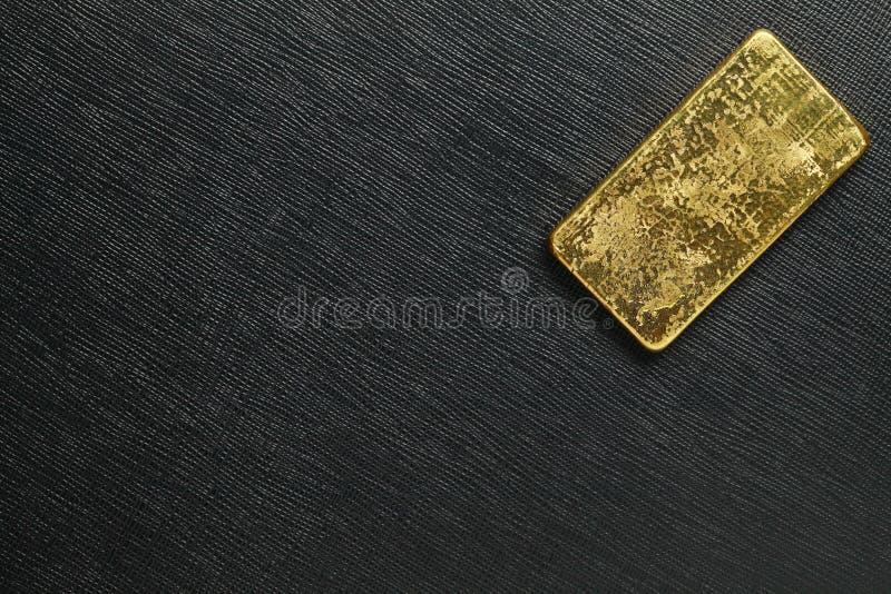 Escena de la barra de oro fotografía de archivo libre de regalías