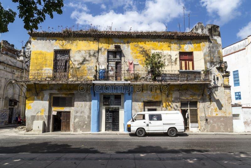 Escena de la calle, La Habana, Cuba #2 foto de archivo