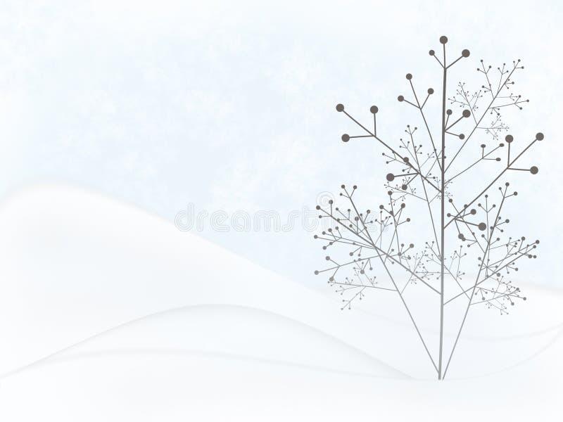 Download Escena de la Navidad stock de ilustración. Ilustración de extracto - 1282184