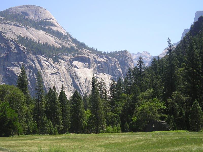 Escena de Yosemite imagenes de archivo