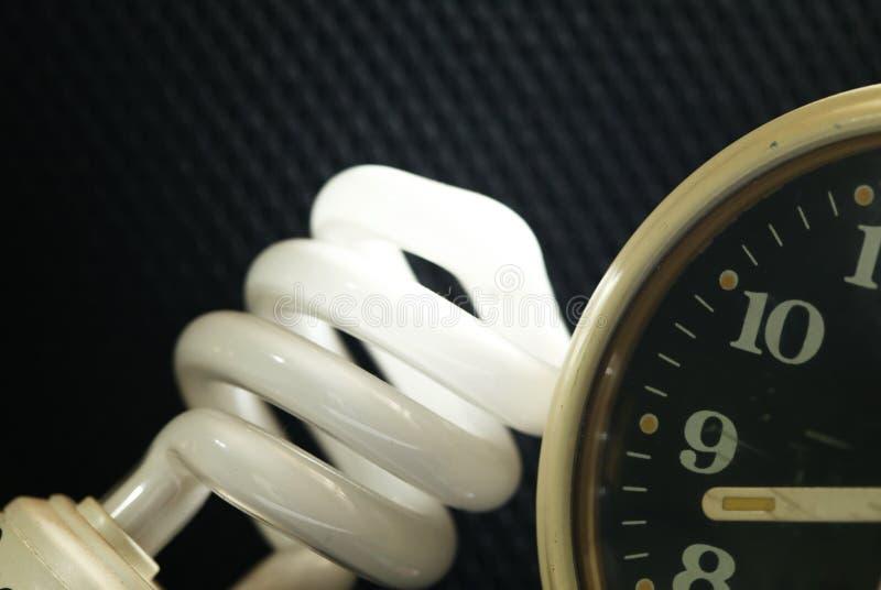 Escena del dial de reloj foto de archivo