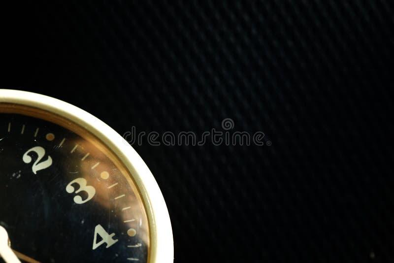 Escena del dial de reloj imagen de archivo