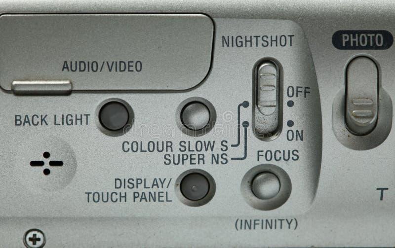 Escena del video fotografía de archivo